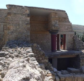 palace of knossos