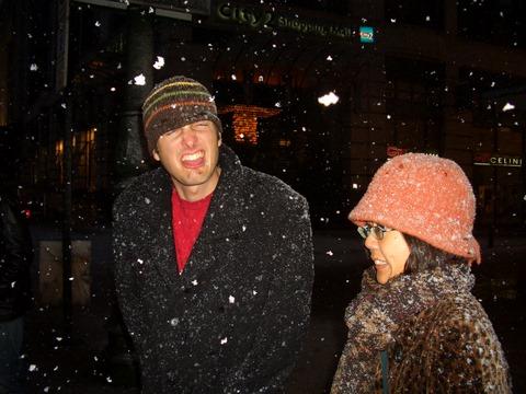kyle hates snow